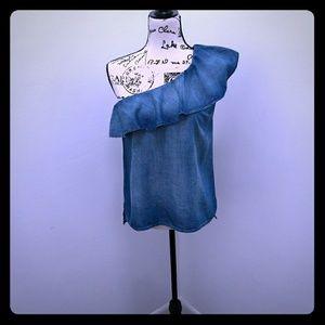 🌞🌞 CLOTH & STONE Chambray Top